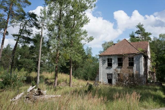 Lost Places Garnison Vogelsang